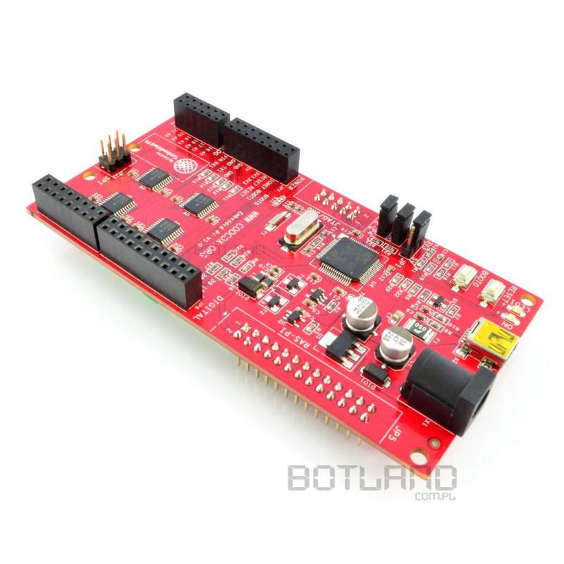 Embedded Pi - rozszerzenie do Arduino, Raspberry Pi, STM32 ARM Cortex