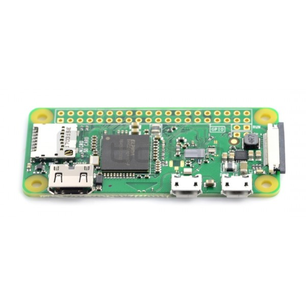 Raspberry Pi Zero W 512MB RAM - WiFi + BT 4 1
