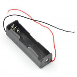 Koszyk na 1 baterię typu 18650