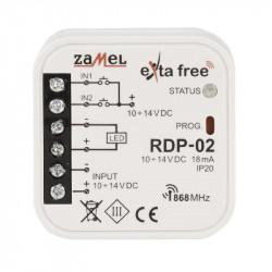 Exta Free - Radiowy ściemniacz LED jednokolorowy - RDP-02