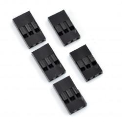 Złącze typu BLS - gniazdo 3x1 - 5szt.