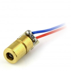 Laser 5mW red 3-5V