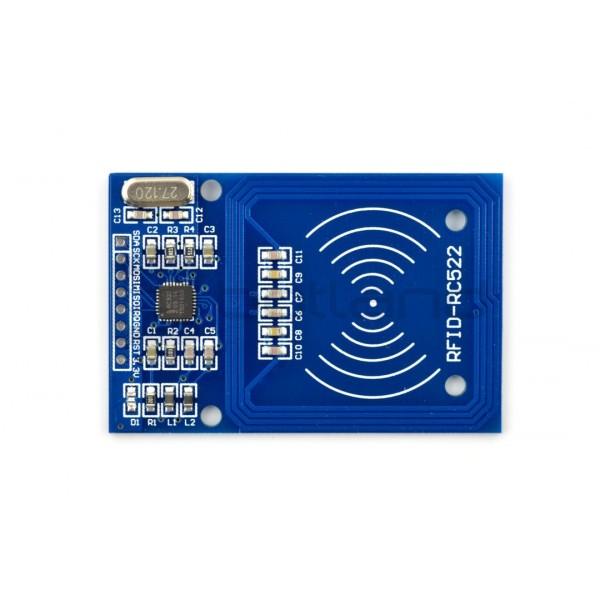 RFID MF RC522 module 13 56MHz SPI + card and keychain*