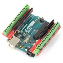 ScrewShield V2 - złącza śrubowe dla Arduino