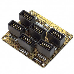 Pimoroni Garden HAT - moduł z multiplekserem I2C dla Raspberry Pi
