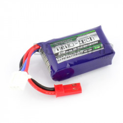 Pakiet LiPol Turnigy nano-tech 260mAh 25C 2S 7.4V