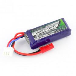 Pakiet LiPol Turnigy nano-tech 300mAh 45C 2S 7.4V