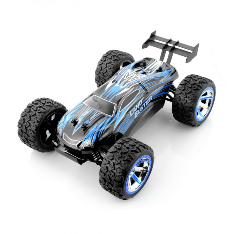 RC Car - NQD Land Buster Monster Truck - 2,4GHz - 1:12_