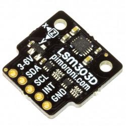 Pimoroni LSM303D - 3-osiowy akcelerometr i magnetometr I2C