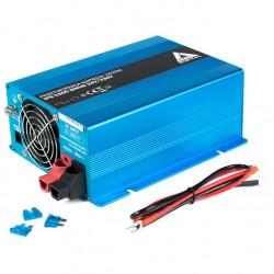 Przetwornica napięcia AZO Digital 24 VDC / 230 VAC SINUS IPS-1500S 1500W