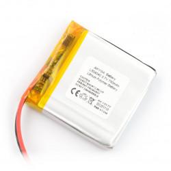 Akumulator Li-Pol Akyga 500mAh 1S 3.7V