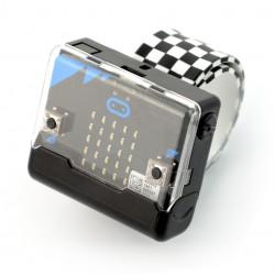 Micro:bit Wear:It - moduł edukacyjny, Cortex M0, akcelerometr, Bluetooth, LED 5x5 - opaska na rękę + akcesoria