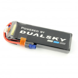 Pakiet Li-Pol Dualsky 3300mAh 50C 14.8V