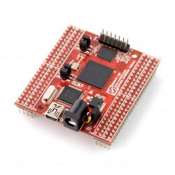 Saturn - Spartan 6 - płytka rozwojowa FPGA z pamięcią 512 Mb DDR SDRAM