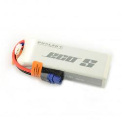 Pakiet Li-Pol Dualsky 2700mAh 25C 11.1V
