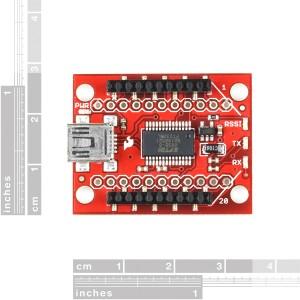 Konwerter USB dla modułu XBee