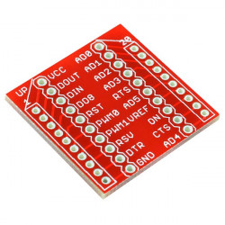 Adapter PCB XBee