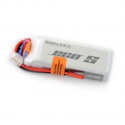 Pakiet Li-Pol Dualsky 1250mAh 50C 11.1V