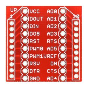 Adapter dla modułu XBee