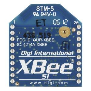 Moduł XBee 1mW Trace Antenna - Series 1 (802.15.4)