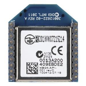 Moduł XBee 1mW Trace Antenna - Series 1