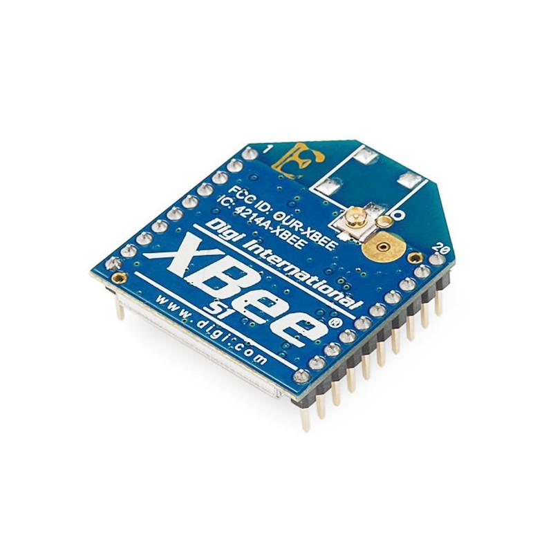 Module XBee 802.15.4 1mW Series 1 - U.FL Connection - SparkFun WRL-08666*