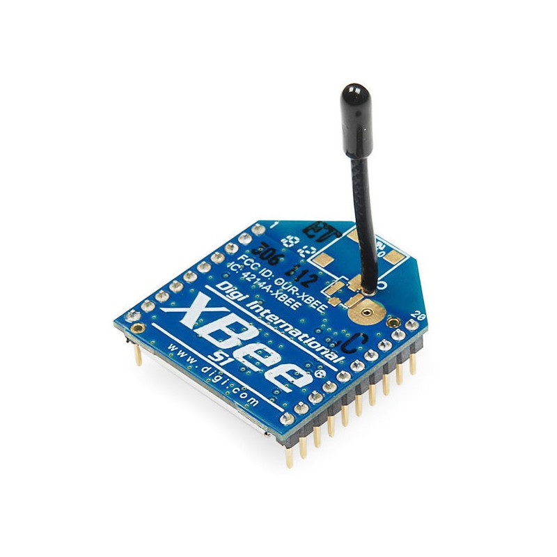 Module XBee 802.15.4 1mW Series 1 - Wire Antenna