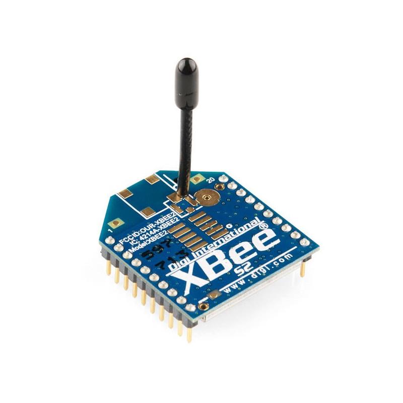 Module XBee ZB Mesh 2mW Series 2 - Wire Antenna