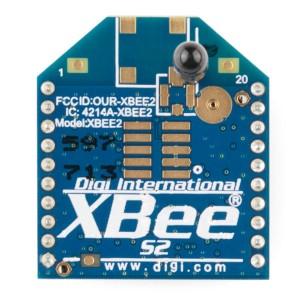 Moduł XBee 2mW Wire Antenna - Series 2 ZB mesh