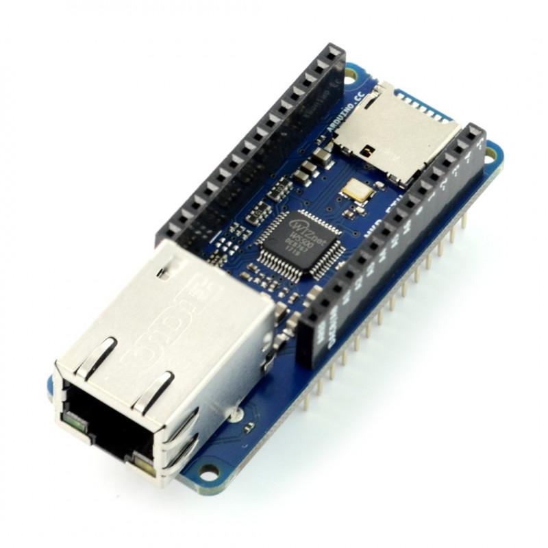 Arduino MKR Ethernet Shield ASX00006 - nakładka dla Arduino MKR