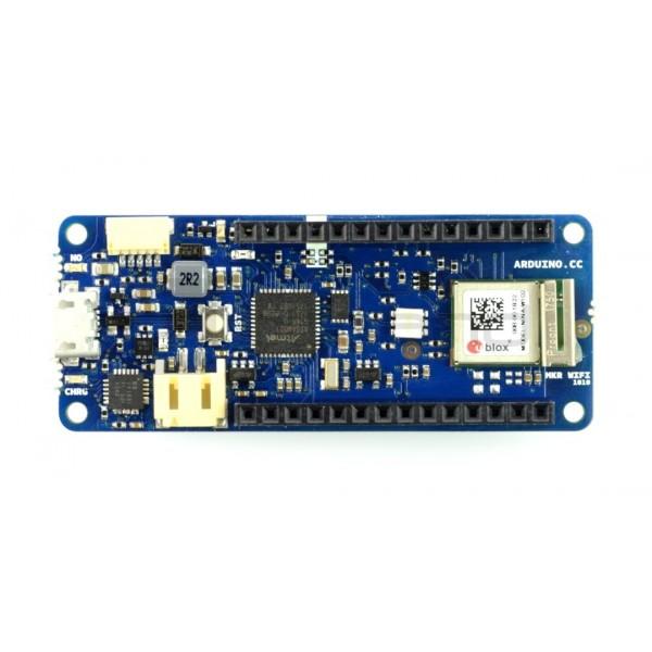 Arduino MKR1010 module ABX00023 - Wi-Fi ATSAMW25 + ESP32 - with connectors*