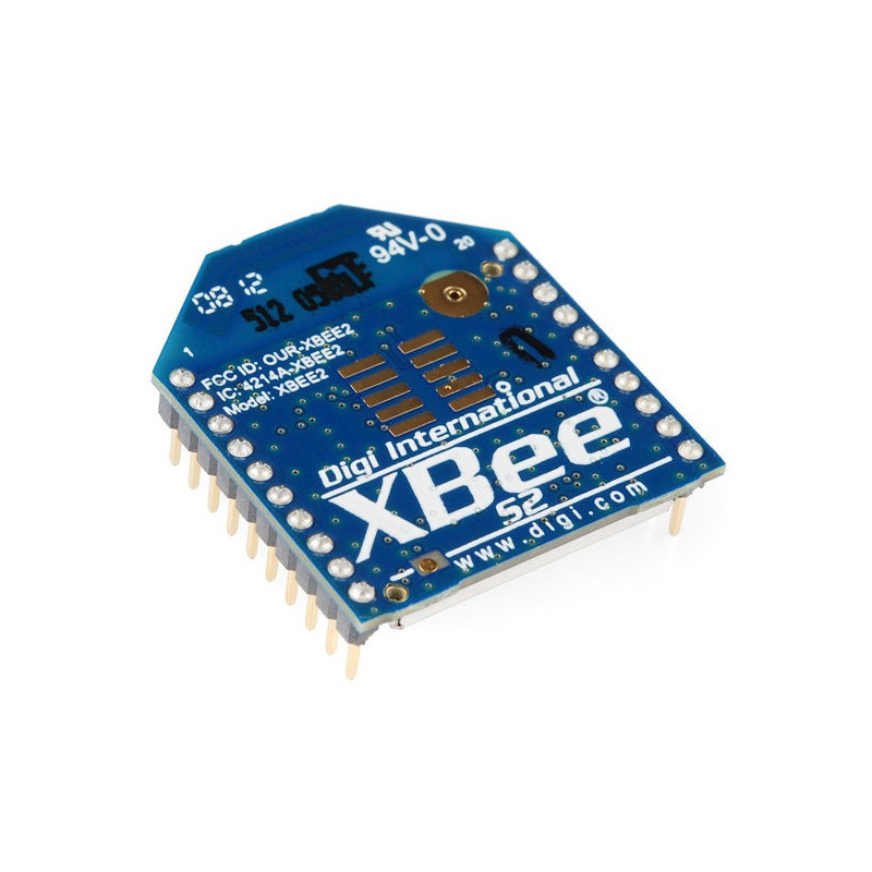 XBee ZB Mesh 2mW Series 2 Module - PCB Antenna