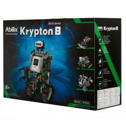 Abilix Krypton 8 - robot edukacyjny 1,3GHz / 1122 klocków do budowy 50 projektów z instrukcjami PL