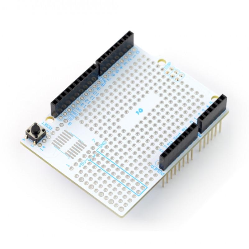 Velleman VMA200 Proto Shield - nakładka dla Arduino