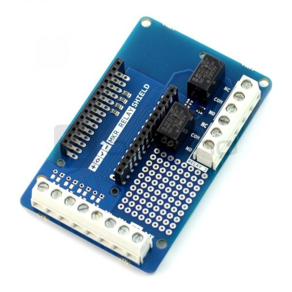 MKR Relay Proto Shield TSX00003 - shield for Arduino MKR*