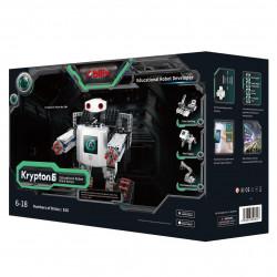 Abilix Krypton 6 - robot edukacyjny 1,3GHz / 812 klocków do budowy 36 projektów z instrukcjami PL