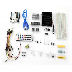 Velleman VMA501 - zestaw startowy dla Arduino