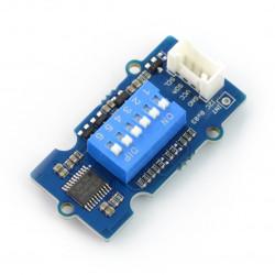Grove - moduł z przełącznikiem DIP - 6-polowy