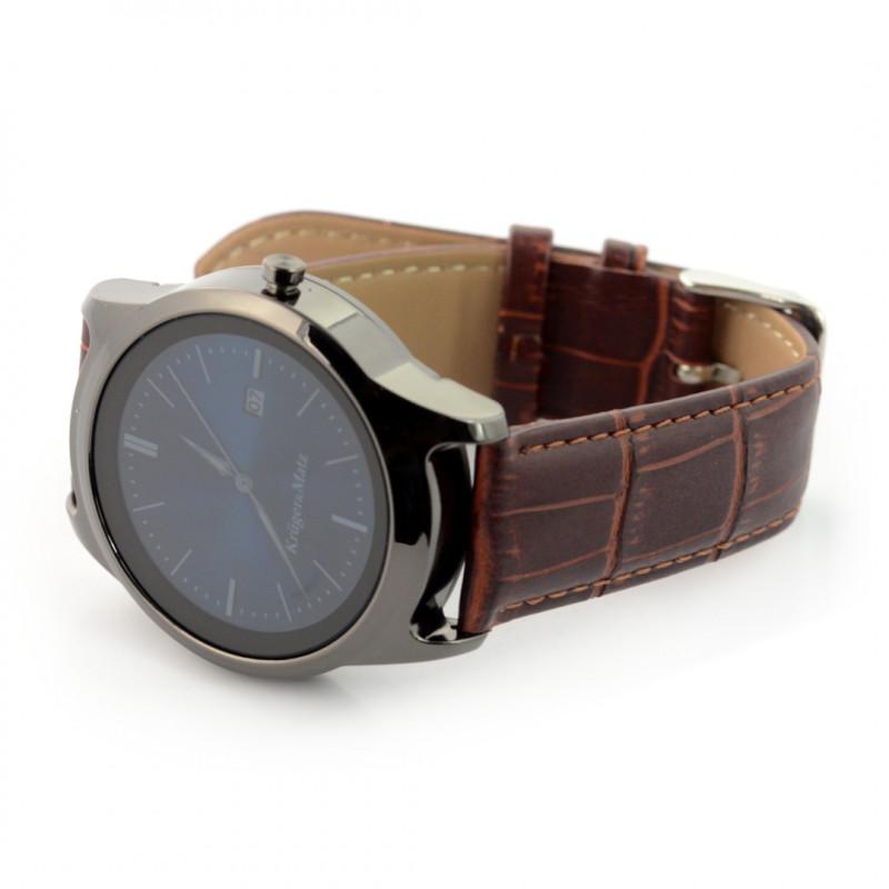 Smartwatch Kruger&Matz Style 2 KM0470B - czarny - inteligenty zegarek