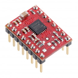 MP6500 Stepper Motor Driver Carrier, Digital Current Control (Header Pins Soldered)