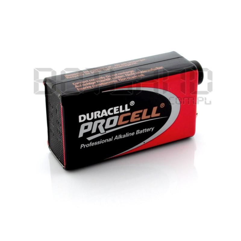 Bateria 9V 6LF61 alkaliczna Duracell Procell