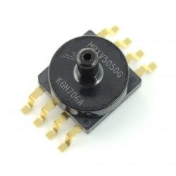 Pressure Sensor, MPXV5050GC6U