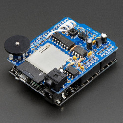 Adafruit Wave Shield Kit for Arduino