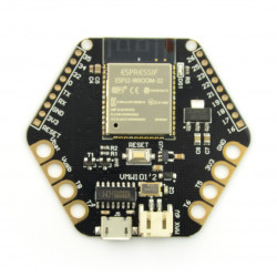 ESP32 wearable development board
