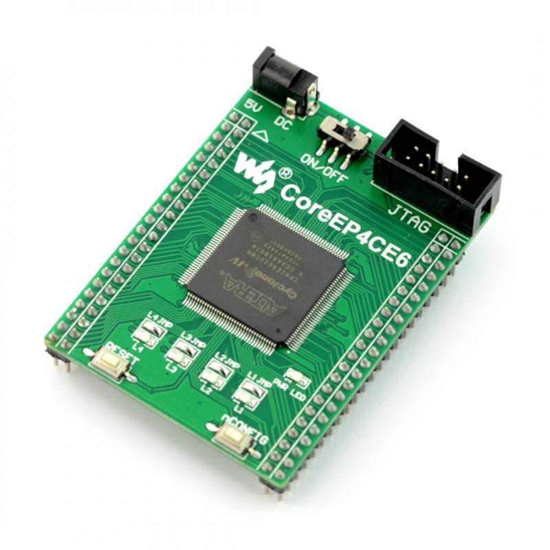 Altera Cyclone IV EP4CE6 - development board FPGA_