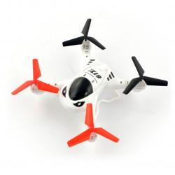 Quadrocopter Dron X19 Space Explorer Hybryda samochód - 19,5cm