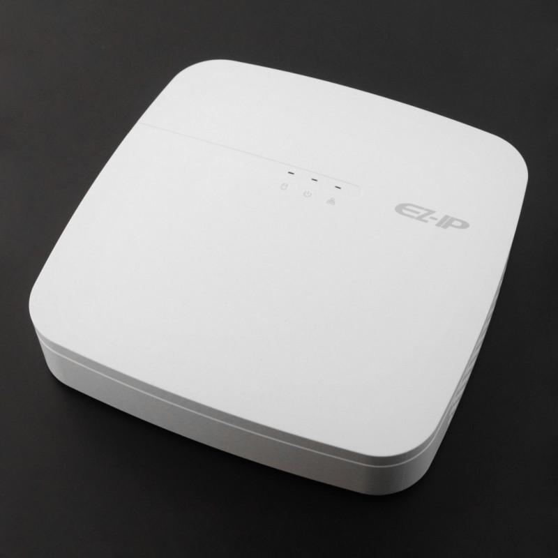 Rejestrator dla kamer IP EZ-IP NVR1B04-4P - 4 kamery - PoE