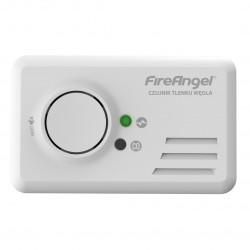 Czujnik tlenku węgla FireAngel CO-9B-PLT