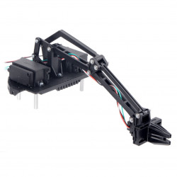 Pololu Robot Arm Kit - ramię robota dla podwozia Romi