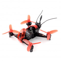 Dron quadrocopter wyścigowy Walkera Rodeo 110 z kamerą FPV i nadajnikiem Devo7